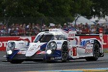 24 h von Le Mans - Verluste bei allen Herstellern: Regenchaos wirft Feld �ber den Haufen