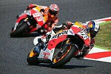 MotoGP - Es gibt nichts zu bereuen: Pedrosa: Am Ende war ich am Limit