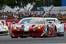 24 h von Le Mans - Video: Knallharter GT-Kampf - Episode 2