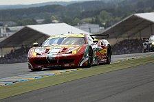 24 h von Le Mans - Wie die Jungfrau zum Kind: Pierre Kaffer und das kurze Le-Mans-Gl�ck