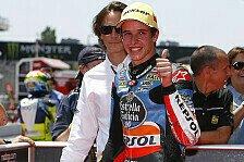 Moto3 - Heftiger Kampf um Platz zwei: Marquez gewinnt vor Bastianini und Vazquez