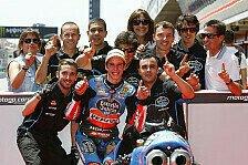 Moto3 - Erste Pole f�r Alex Marquez: Qualifying: Die Stimmen der Top-3