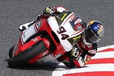Moto2 - Deutsche und Schweizer: Drei Mal Top-10