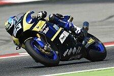 Moto2 - Schmaler Grad zwischen schnell fahren und st�rzen: Schr�tter: Schnellstes Motorrad des Jahres