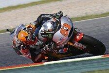 Moto2 - Folger starker Dritter: Rabat auch im Warm Up voran