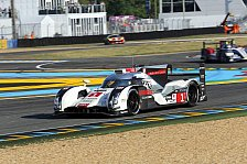 24 h von Le Mans - Video: Das Drama um Tom Kristensen