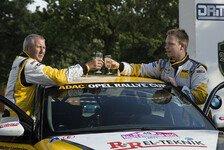 ADAC Opel Rallye Cup - Neuer Name an der Spitze des ADAC Opel Rallye Cups: Madsen gewinnt die ADAC Rallye Stemweder Berg