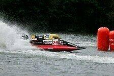 ADAC Motorboot Cup - Schweizer gewinnt in Kriebstein: Erster Sieg f�r Mathys