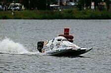 ADAC Motorboot Cup - Niedriger Pegelstand des Rhein zwingt zur Absage: Rennen in Lorch wegen Niedrigwasser abgesagt