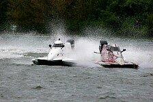 ADAC Motorboot Masters - Saisonhalbzeit in Kriebstein: Halbzeit in der ADAC Motorboot-Saison 2014