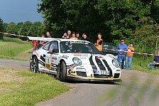 ADAC Rallye Masters - F�nfter Gesamtsieg der Saison: Ruben Zeltner baut Vorsprung aus