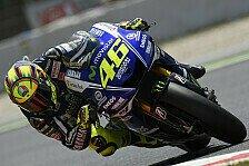 MotoGP - Rossi und Lorenzo uneinig: Yamaha testet Motor f�r 2015