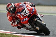 MotoGP - Brauchen noch Zeit: Dovizioso: Im Moment haben wir keine Chance