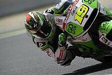 MotoGP - Schrecksekunde f�r Redding: Bautista von Verkehr behindert