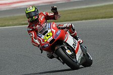 MotoGP - Iannone wird ins Werksteam bef�rdert: Ducati best�tigt Crutchlow-Abgang