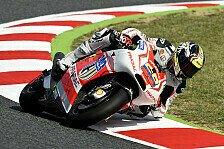 MotoGP - Schwieriges Wochenende: Vers�hnliches Ergebnis f�r Pramac-Ducati