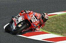 MotoGP - 100 Prozent und volles Risiko: Dovizioso: R�ckstand zur Spitze halbiert