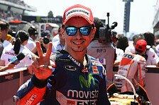 MotoGP - Siebenj�hrige Partnerschaft weiter ausgebaut: Offiziell: Yamaha verl�ngert mit Lorenzo bis 2016