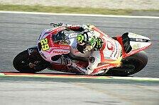 MotoGP - Schwarzer Tag f�r Hernandez: Pramac: Iannone zaubert sich auf Rang f�nf