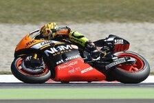 MotoGP - Starke Umstellung f�r Edwards: Aleix Espargaro strahlt �ber beide Ohren
