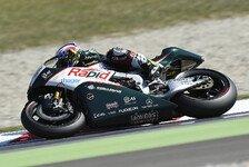 MotoGP - Fehler wird zum Vorteil: Parkes mit Gl�ck im Ungl�ck