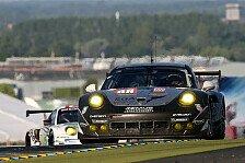 24 h von Le Mans - Eine faszinierende Atmosph�re: Klaus Bachler: Podium bei Premiere in Le Mans