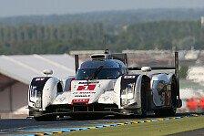 WEC - Einzelnes Hybridsystem bleibt: Audi will 2015 in die 4MJ-Kategorie