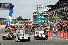 24 h von Le Mans - Porsche und Toyota scheitern an Zuverl�ssigkeit: Audi-Doppelsieg bei den 24 Stunden von Le Mans