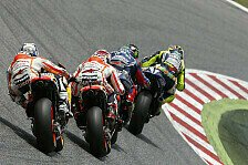 MotoGP - Samys Highlight 2014: Epischer Barcelona-Vierkampf