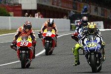 MotoGP - Achterbahnfahrt an der Spitze: Vierkampf um den Sieg in Barcelona: Die Analyse