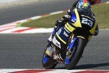 Moto2 - Zeit effektiv genutzt: Erfolgreiche Testfahrten f�r Schr�tter