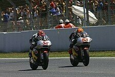 Moto2 - Rins oder Marquez dazu: Drei Fahrer f�r Marc VDS 2015