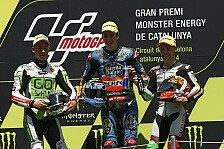 Moto3 - Mcphee in den Top-10: Vazquez holt Podium f�r RTG