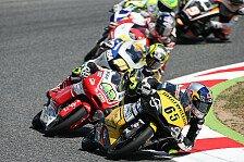 Moto3 - Gr�nwald bleibt unbelohnt: �ttl holt Punkt in Assen