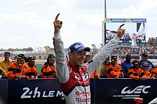 Formel 1 - Kein unbekanntes Blatt: Portrait: Andre Lotterer