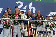 24 h von Le Mans - Null-Fehler-Job: Chris Reinke