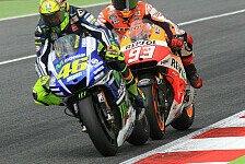 MotoGP - Fu�ball, Vertr�ge und Priester: Rossi: Ich bin vorbereitet