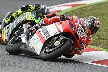 MotoGP - Eine seltsame Strecke: Assen: Ducati will die L�cke zur Spitze schlie�en