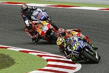 MotoGP - Favoritencheck: Gigantenduell - jetzt oder nie