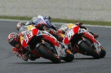 MotoGP - Bilderserie: Catalunya GP - Statistiken zum Wochenende