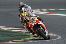 MotoGP - Champagner abwischen und weitermachen: Marquez warnt in Br�nn vor Yamaha