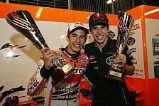 MotoGP - Zwei Siege f�r Geschwister an einem Tag: Marquez-Br�der schreiben in Barcelona Geschichte