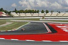 MotoGP - Geteilte Meinungen �ber Streckenf�hrung: MotoGP-Piloten testen Formel-1-Kurve in Barcelona