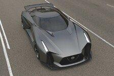Auto - Virtueller Bolide zum 15. Geburtstag von Gran Turismo: Nissan und PlayStation enth�llen Sportwagenvision