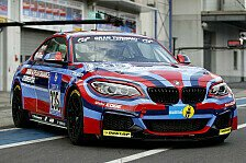 24 h N�rburgring - BMW M235i Art Car