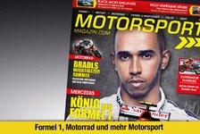 Formel 1 - Das silberne Erfolgsgeheimnis: Motorsport-Magazin #37: Die Top-Themen