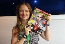 ADAC Formel Masters - Zur richtigen Zeit am richtigen Ort: Corinna Kamper