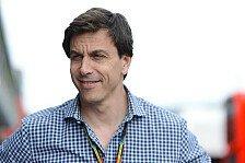 Formel 1 - F�nf Prozent an Gesundheitsunternehmer: Wolff verkauft Williams-Anteile in die USA