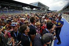 Formel 1 - Stabilit�t im Rennkalender: Best�tigt: �sterreich GP 2015 wieder im Juni