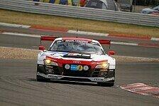 24 h N�rburgring - Sprintszenen auch am Vormittag: Phoenix Racing h�lt d�nne F�hrung